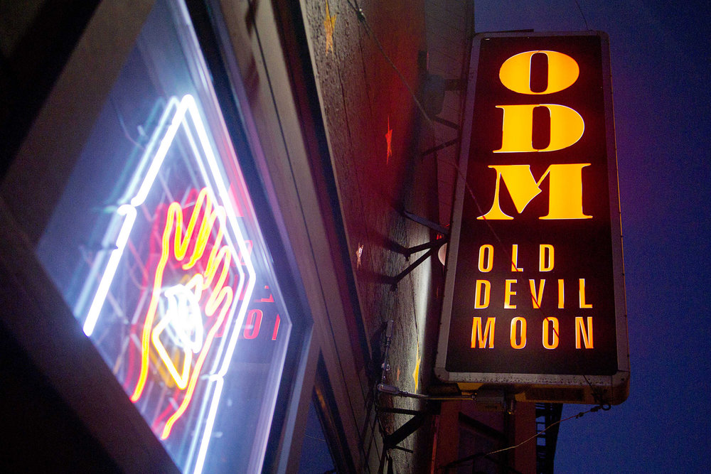 OLD DEVIL MOON - 3472 MISSION STREET