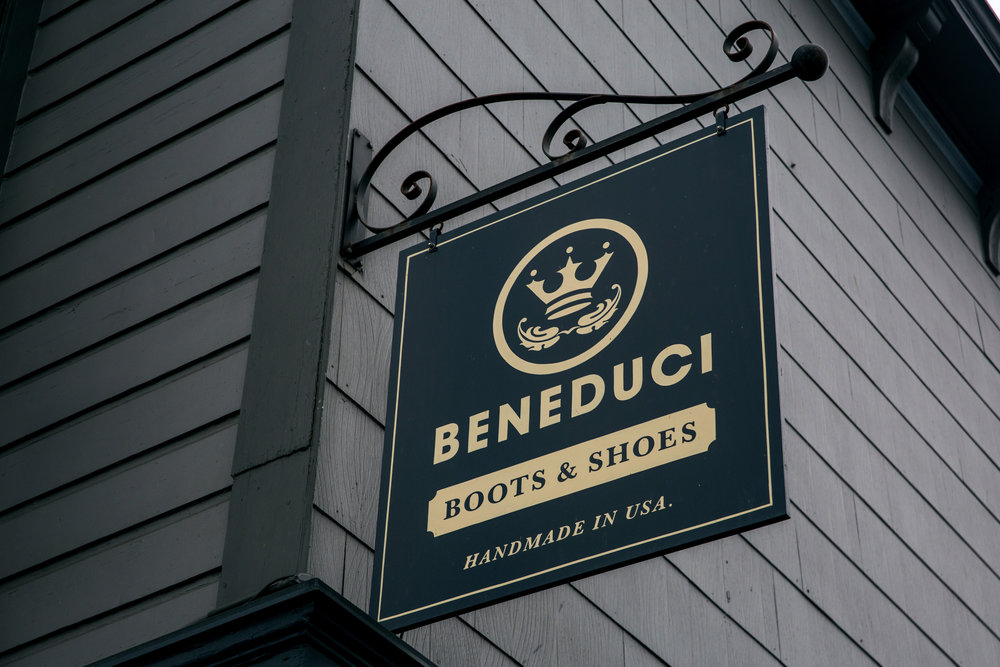 BENEDUCI SHOES  - 797 SAN JOSE AVENUE - 415.742.0005