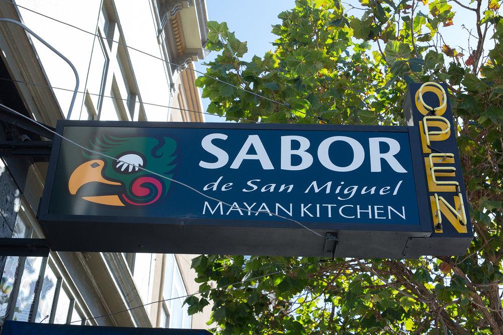 SABOR DE SAN MIGUEL -