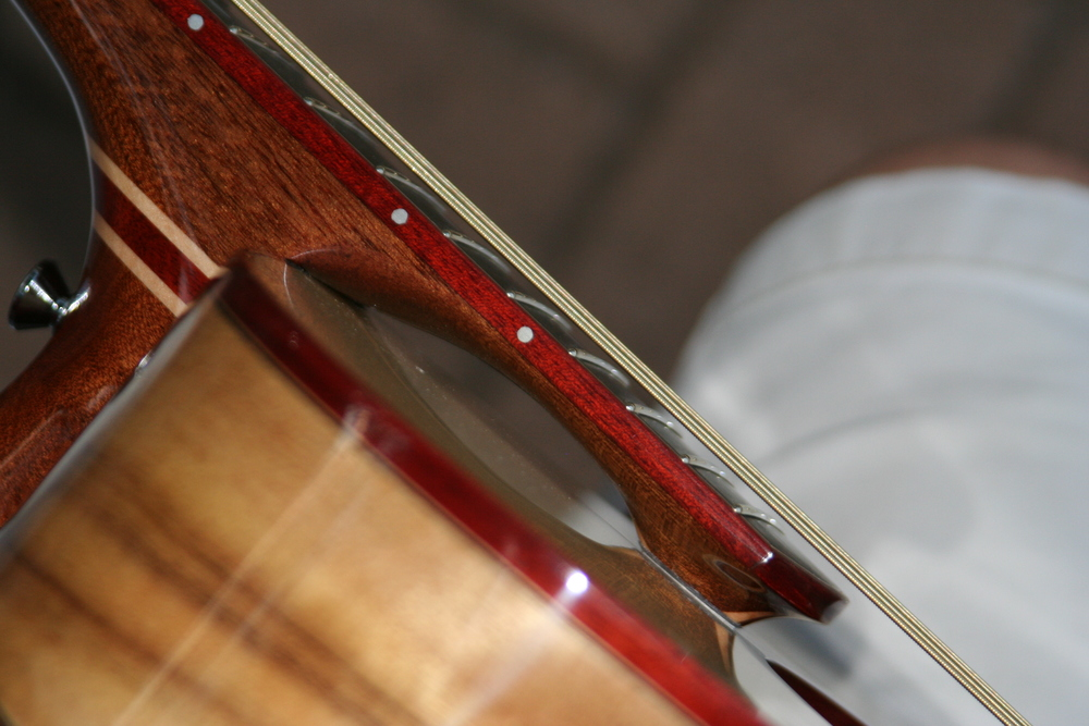 The Mono Point Fret Board