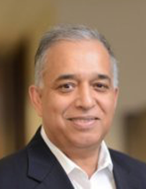 Vijay Dube Former CEO of Elliptic Technologies