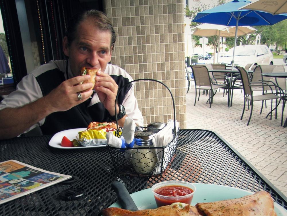 jacksonville florida san marco sidewalk cafe