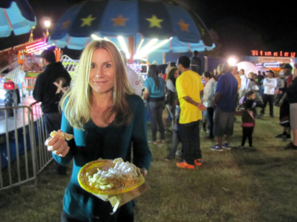 gigi reinette - carnival parachute