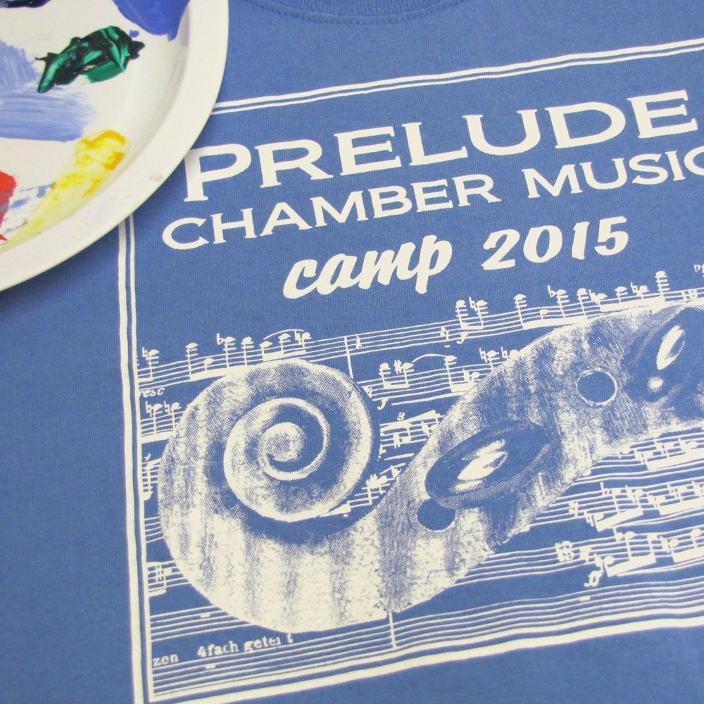 prelude chamber music camp - art program - gigi reinette