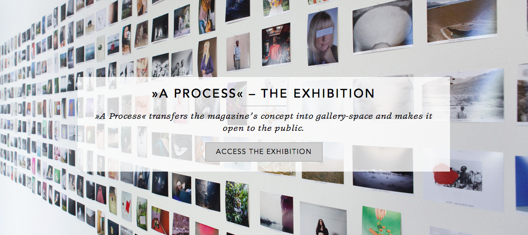 "I'm part of the exhibition  ""Der Greif - A Process"""