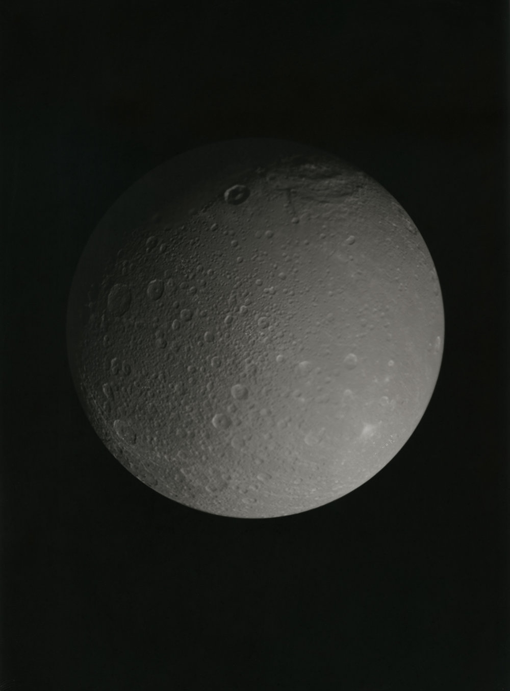 Body 1 - Dione (NASA:JPL:ESA:University of Arizona) Digital Version