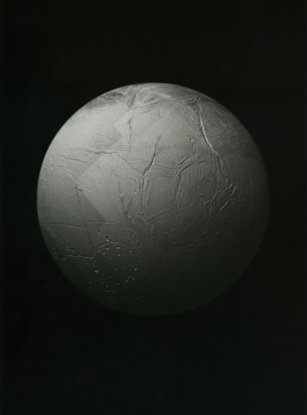 Body 3 - Enceladus (NASA:JPL:ESA:University of Arizona) Digital Version