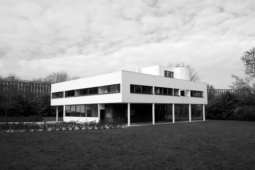 Villa Savoye - Poissy, France