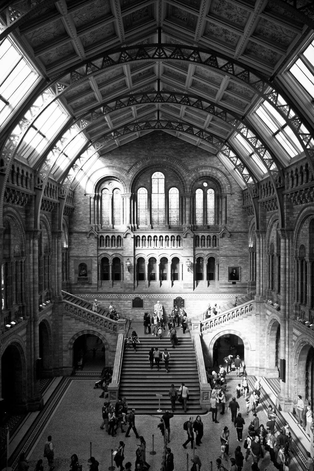 Natural History Museum - London, England