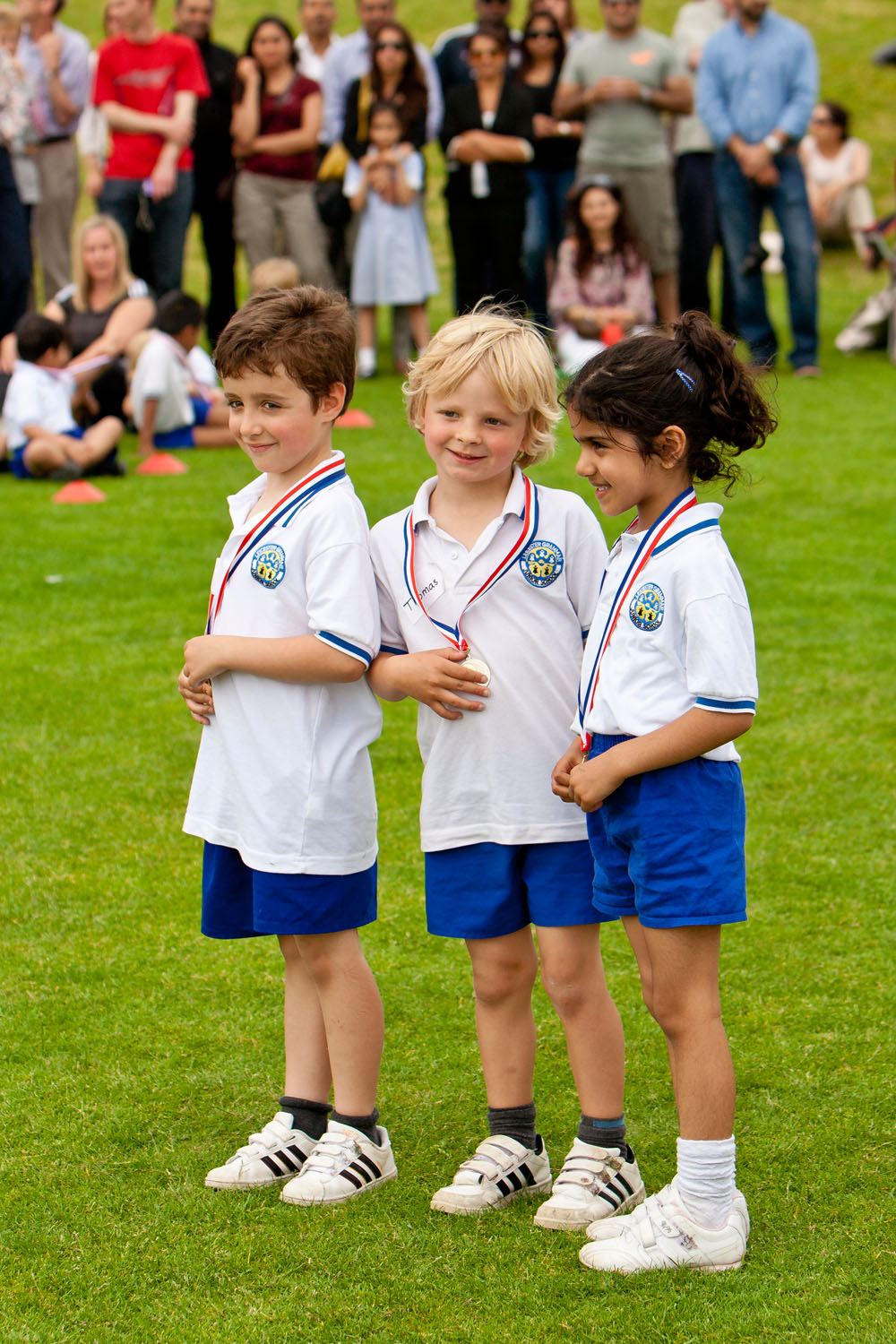 Leicester Gramma Junior School Sports Day