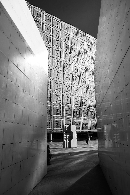 Arabe Institute - Paris, France
