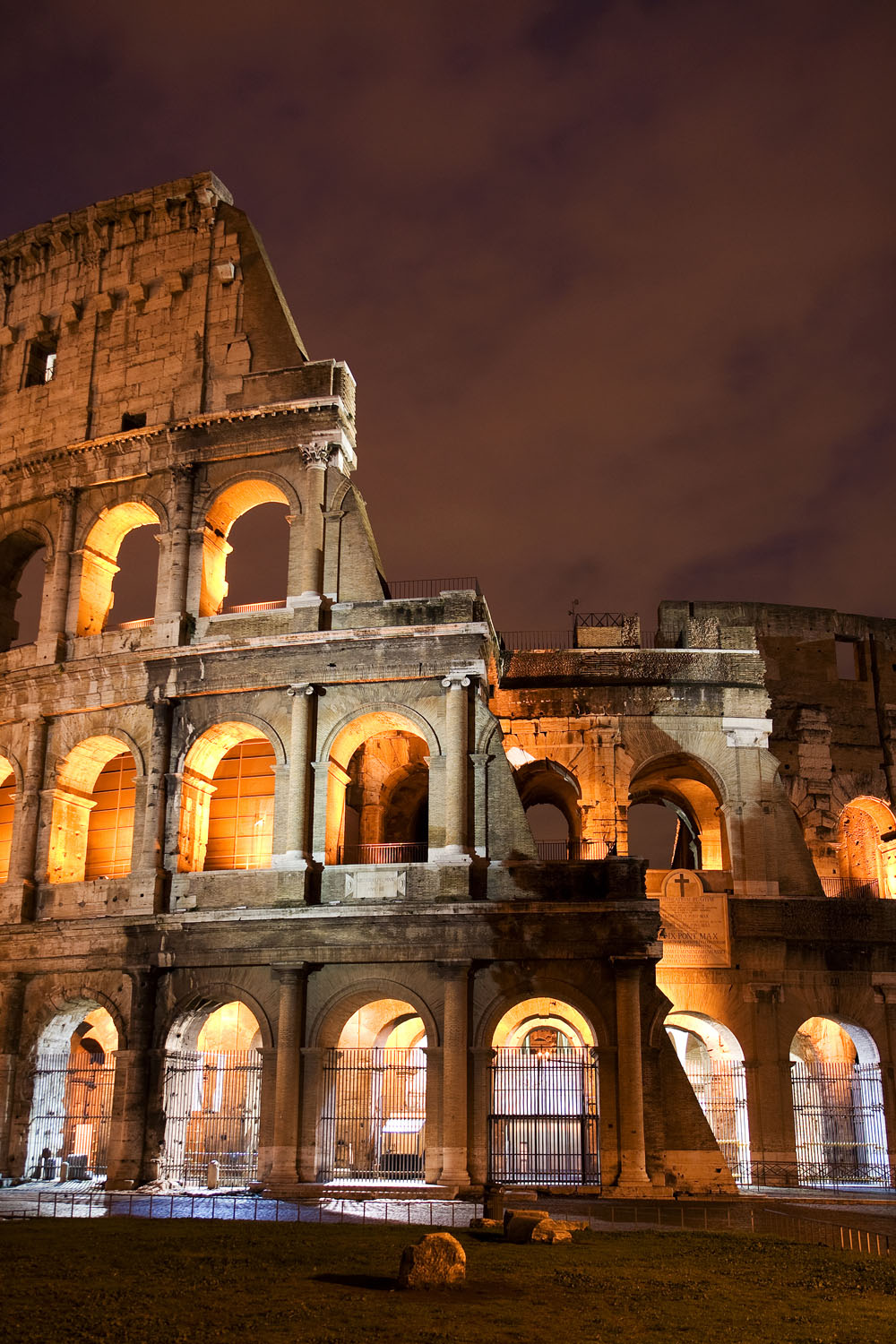 Colosseum - Rome, Italy