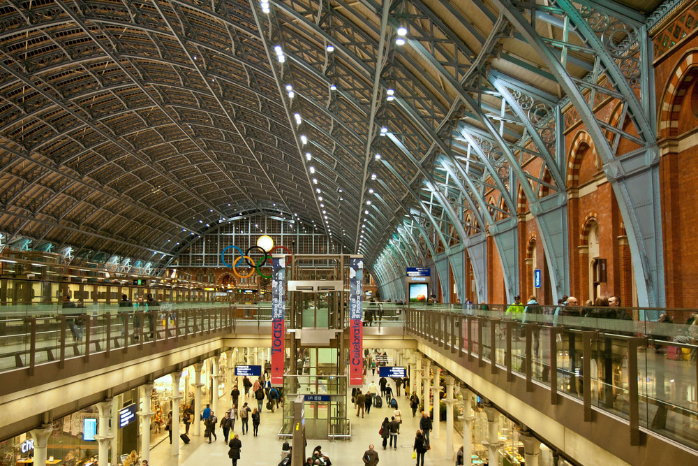 St Pancras - London, England