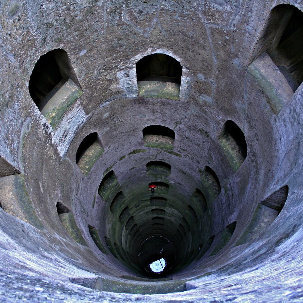 Pozzo di San Patrizio - Orvieto, Italy