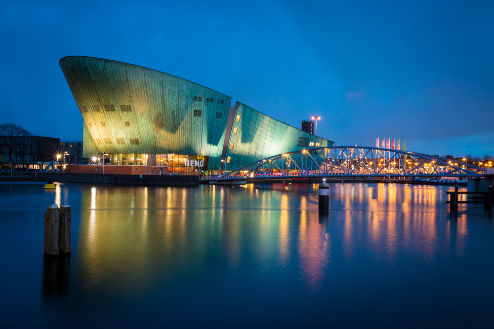 Nemo Science Museum - Amsterdam
