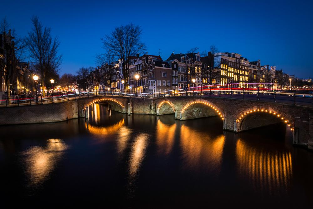 Canal Bridges - Amsterdam