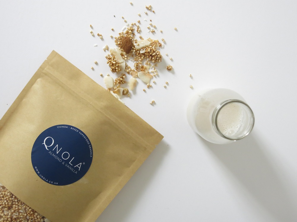 QNOLA BREAKFAST GOODS   Browse our online store and stock up on a powerful breakfast that is quick and fuss-free to prepare.    TRY IT NOW