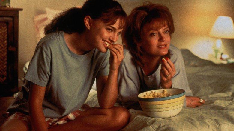 . Natalie Portman & Susan Sarandon in Anywhere But Here .