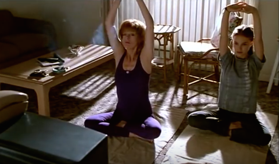 .  Natalie Portman & Susan Sarandon in Anywhere But Here  .