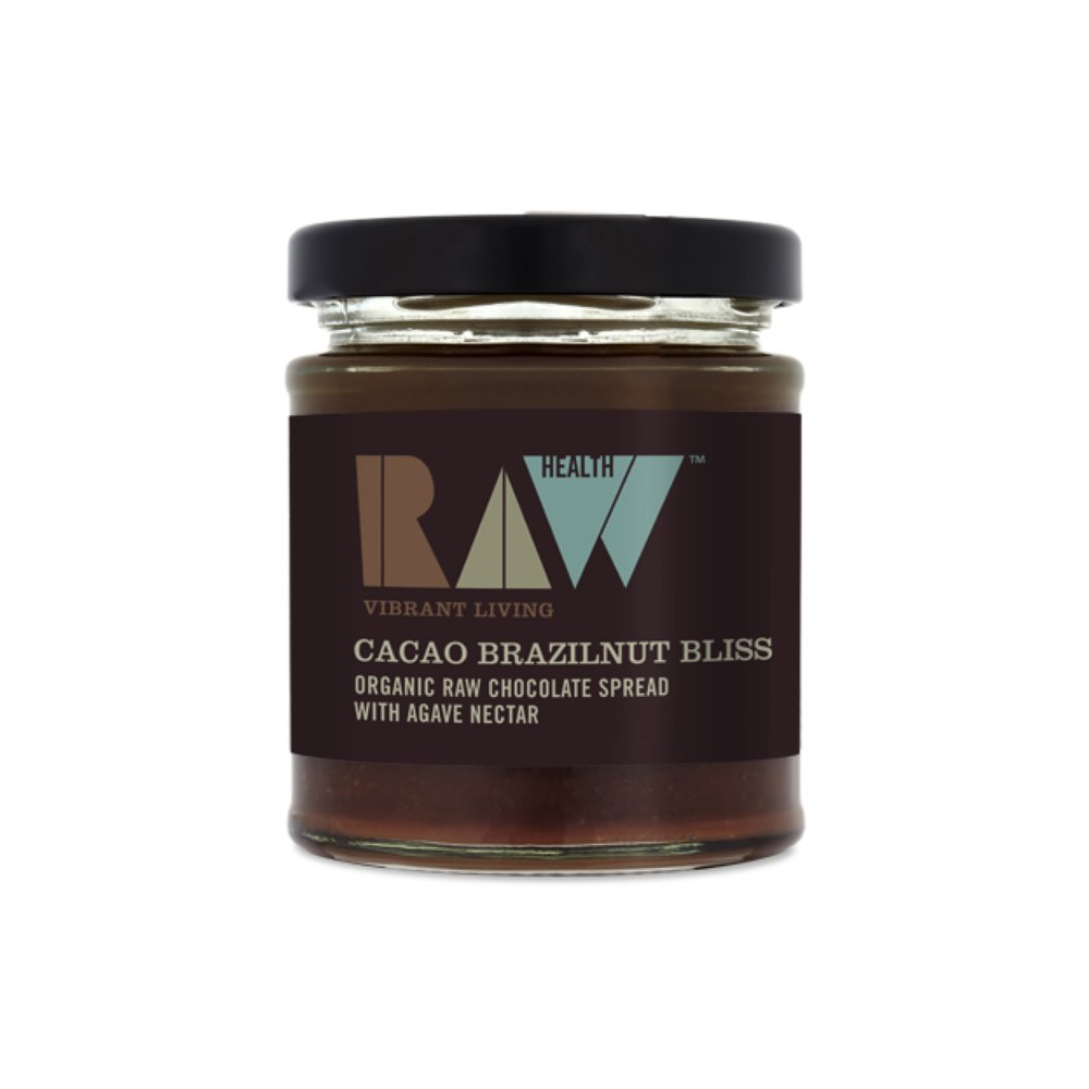 RAW HEALTH CACAO BRAZILNUT BLISS
