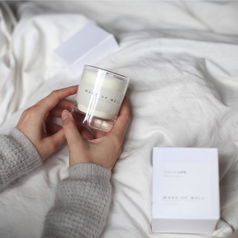 CONTENT BEAUTY – Qnola Life candles