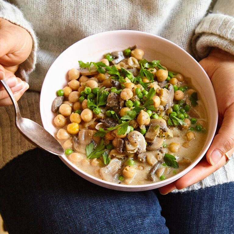 CHICKPEA & COCONUT STEW