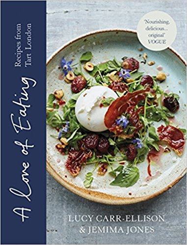 A LOVE OF EATING by Tart London