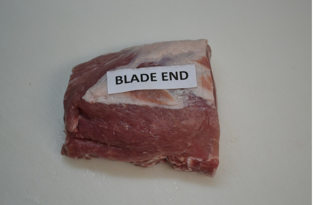 how to cut a boneless pork loin