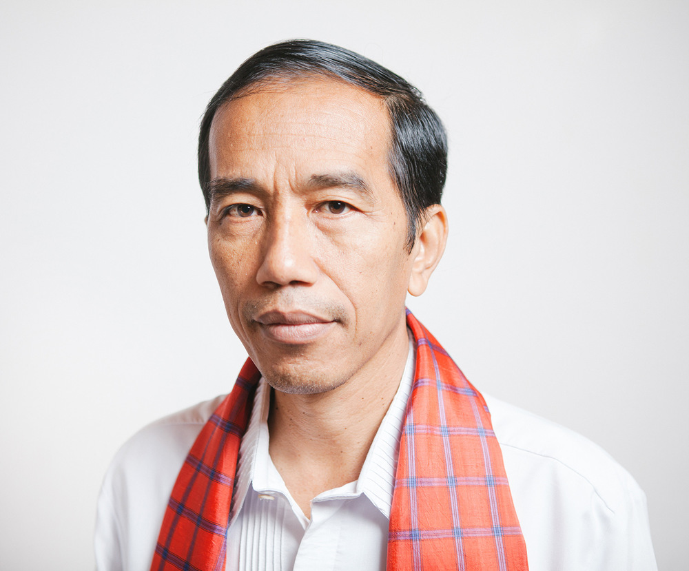 Joko Widodo, the current President of Indonesia.