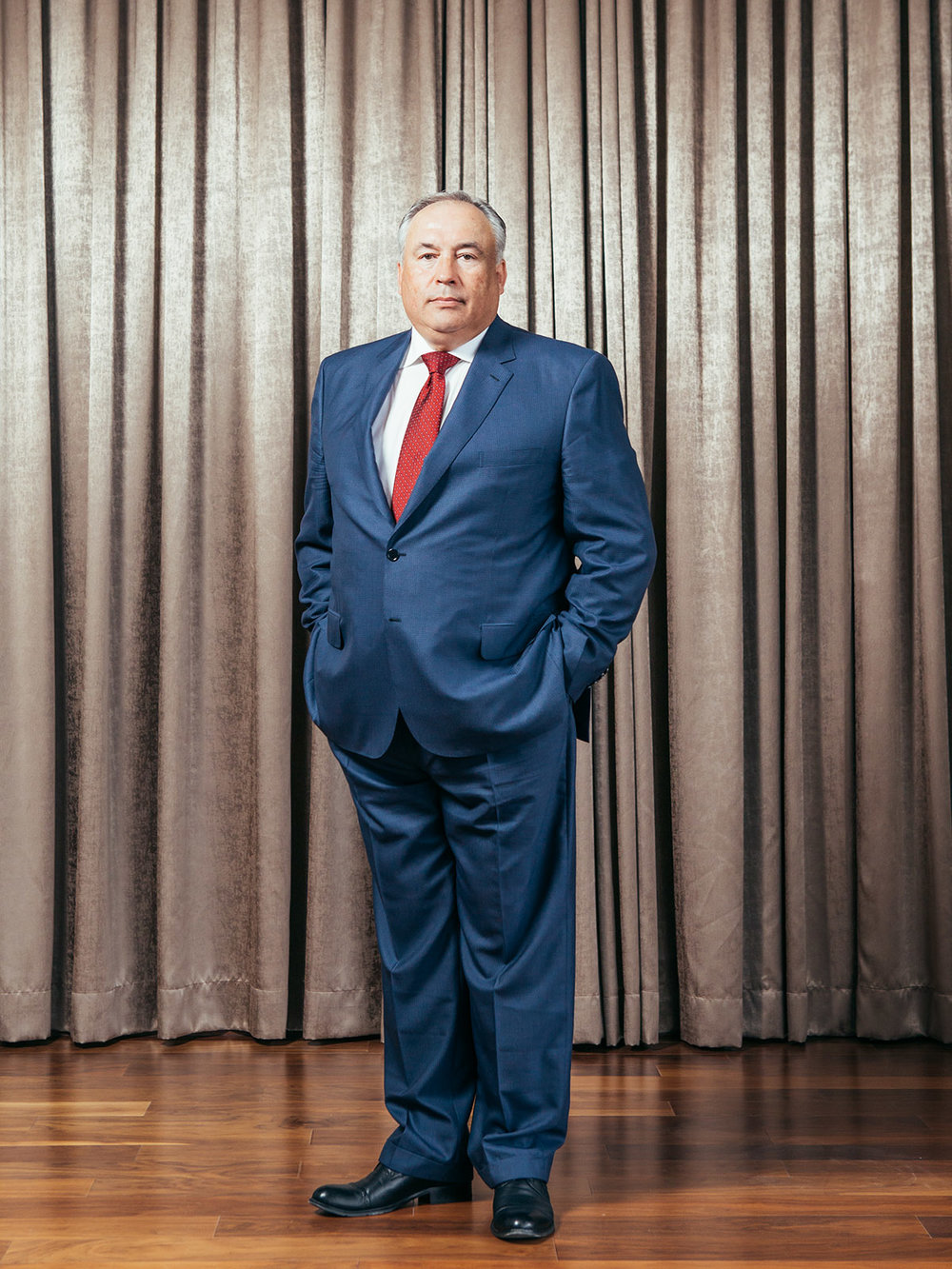 Mikhail Kuritsyn, CEO of the Russian- Indonesian Business Council