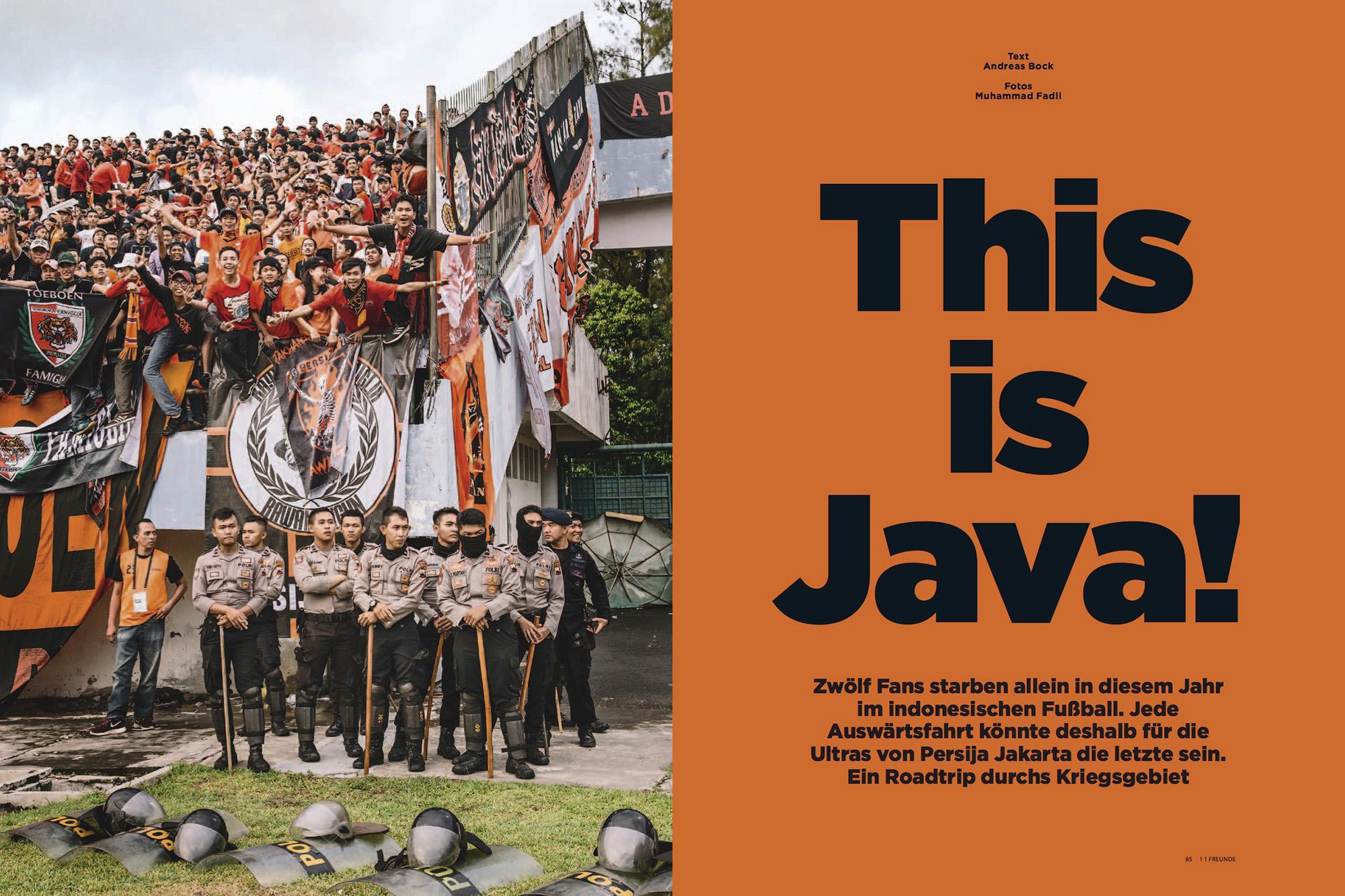Tearsheet — Muhammad Fadli - Photographer, Jakarta, Indonesia