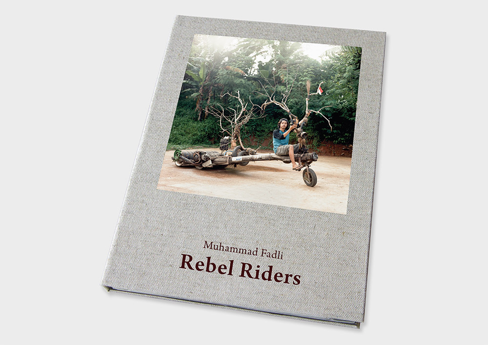 'Rebel Riders' photobook, published by Dienacht, 2018.