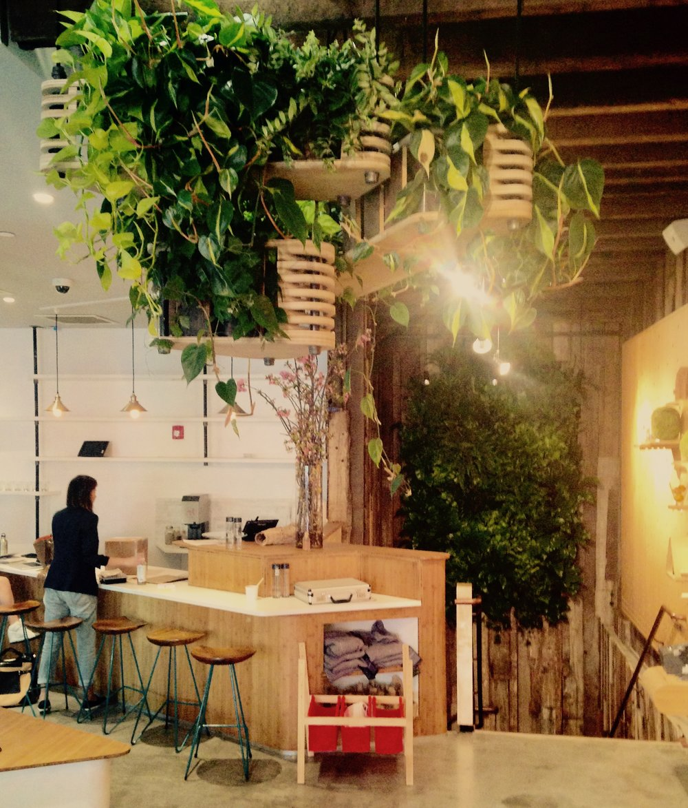 Naturee Juice Bar - East Village