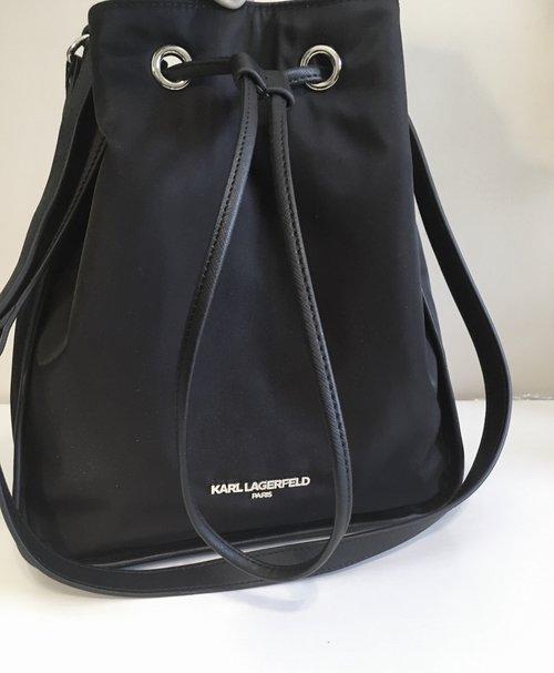 26099f5b9dcc Karl Lagerfeld - Elise Crossbody Bucket Bag. karl lagerfeld cross body bag 1 .jpg