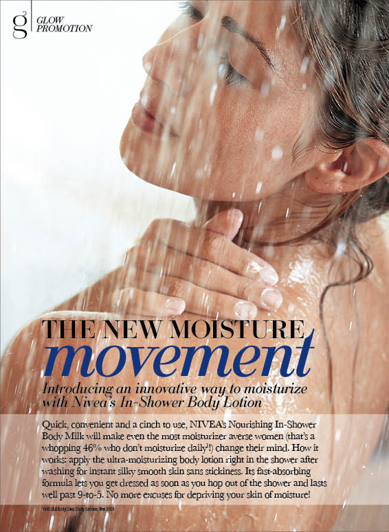Nivea: The New Moisture Movement