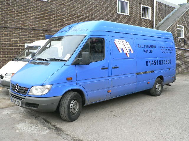 H and H Transport for UK wide delivery