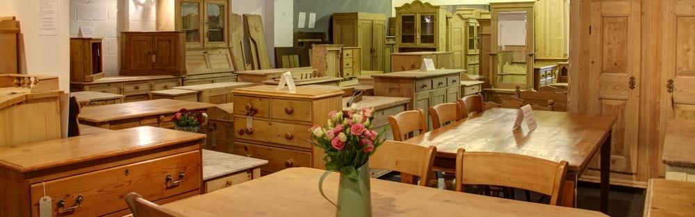 Pinefinders Old Pine Furniture Warehouse