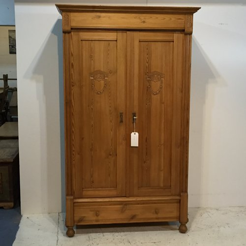 co amazon triple furniture dp uk drawers home wardrobe kitchen with country solid pine