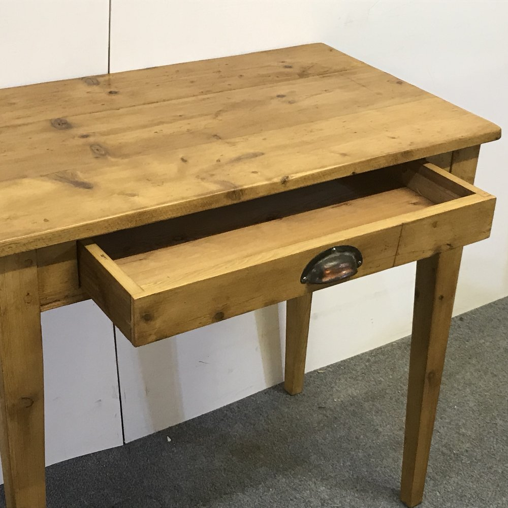 With or without a drawer