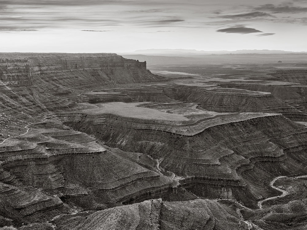 Goosenecks of the San Juan from Muley Point, Utah