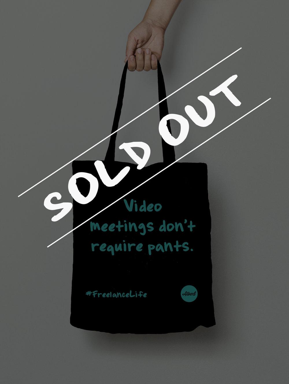 £5 -Video Meetings/ Black Colour