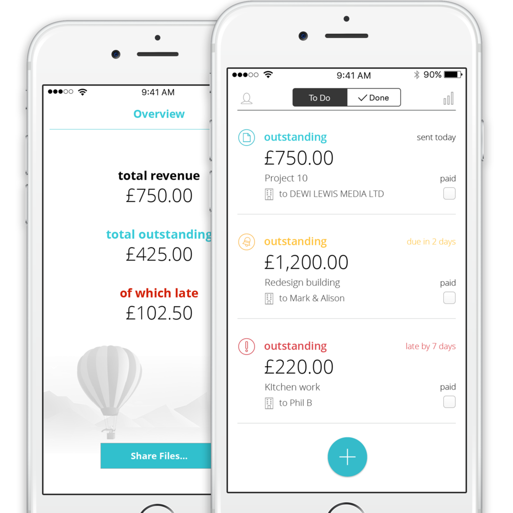 app for invoices