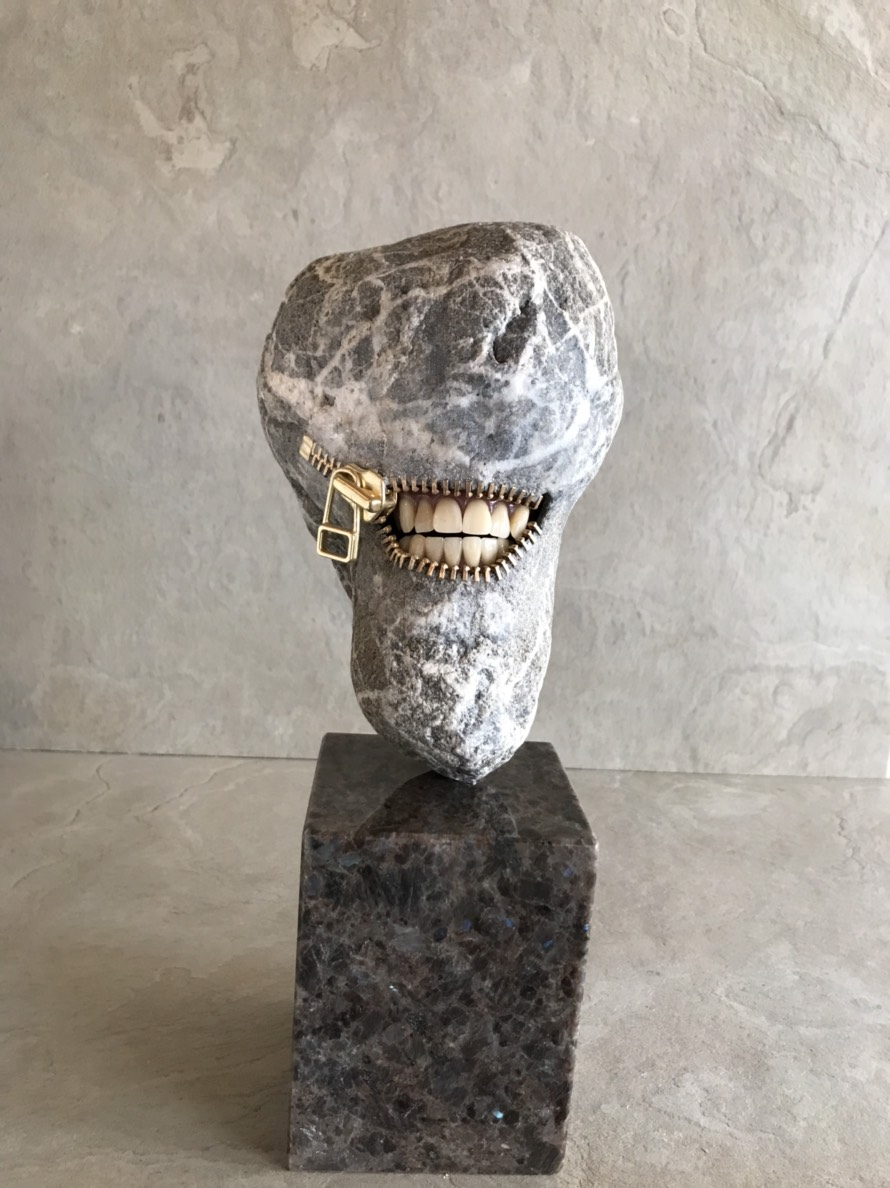"""Laughing Stone"" by Ito Horitoshi // Japan"