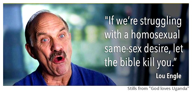 Lou engle homosexuality and christianity