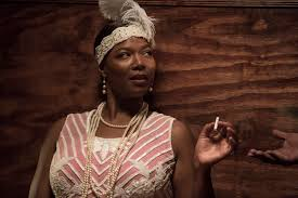 Latifah as Bessie.jpg