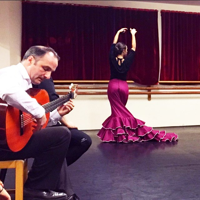Mañana empezamos de nuevo!  #baile #flamenco #baileflamenco #madrid #mostoles #danzaespañola
