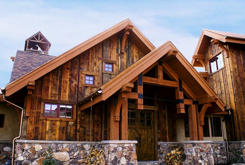 Custom home design in Park City & Heber   Architects