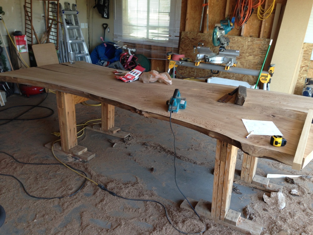 10 Foot Dining Room Table | The 10 Foot Dining Room Table The Deerbridge House