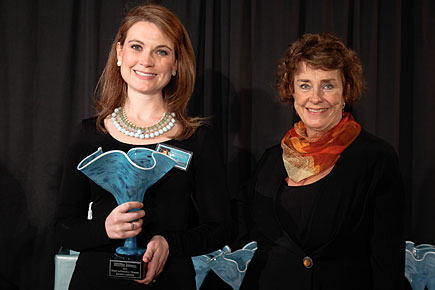 Dr. Randi Green, cosmetic dentist honored in class of 20 Most Influential Women in Springfield, MO.