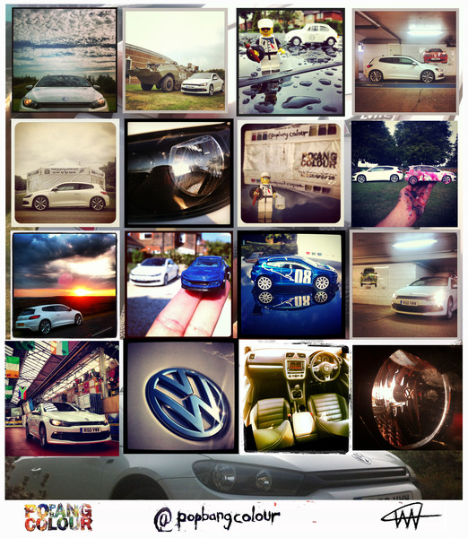 Buy Volkswagen prints HERE...